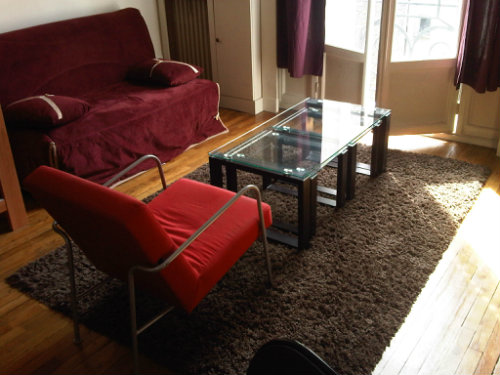 Studio in paris - Vacation, holiday rental ad # 35919 Picture #4