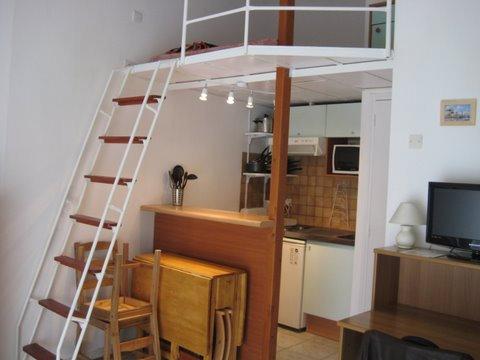 Studio 4 personnes La Rochelle - location vacances  n°35925