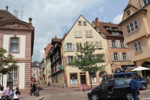 Appartement à Colmar pour  5 •   2 chambres