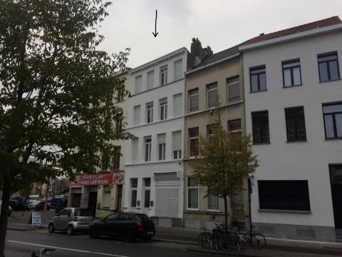 Appartement Antwerp - 1 personen - Vakantiewoning  no 35928