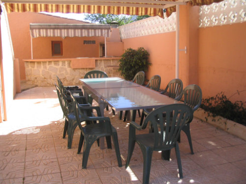 House in Alfas del pi - Vacation, holiday rental ad # 35942 Picture #3
