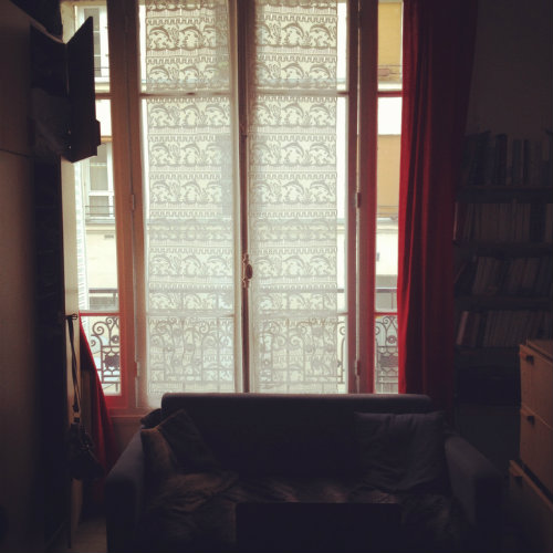 Studio in Paris - Vacation, holiday rental ad # 35944 Picture #1