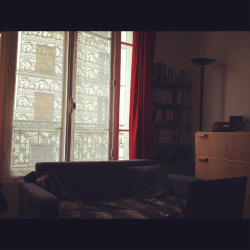 Studio in Paris - Vacation, holiday rental ad # 35944 Picture #0