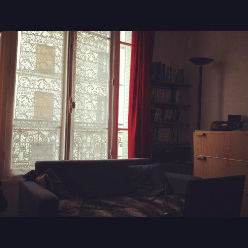 Studio 4 people Paris - holiday home  #35944