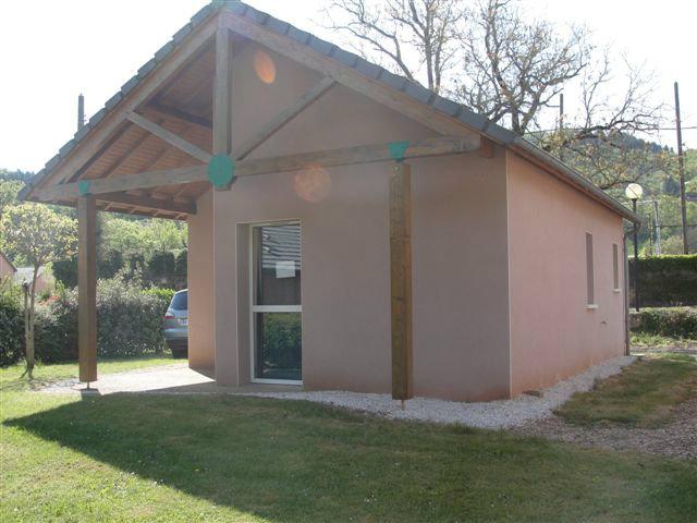 Chalet St Géniez D'olt - 6 personnes - location vacances  n°35956