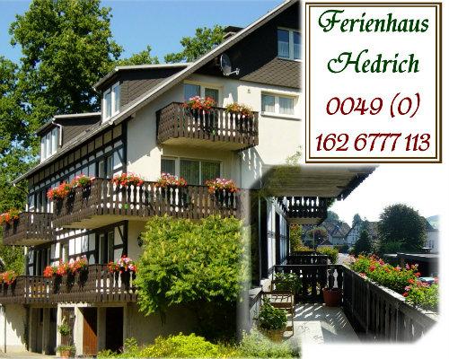 Maison Olsberg / Assinghausen - 6 personnes - location vacances  n°35993