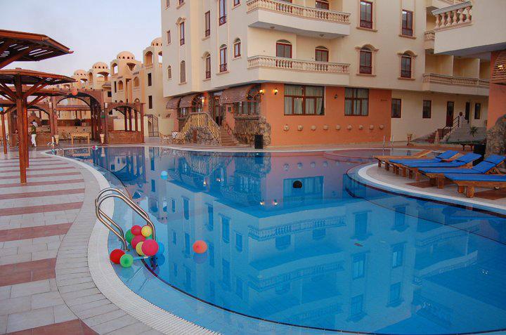 Appartement Hurghada - 4 personen - Vakantiewoning  no 36003