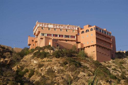 Chambre d'hôtes à Tamri pour  44 •   avec terrasse