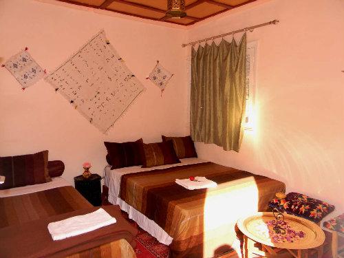 Casa rural en Bin el ouidane para  14 •   6 dormitorios