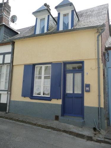 Gite St Valéry - 3 personnes - location vacances  n°36036