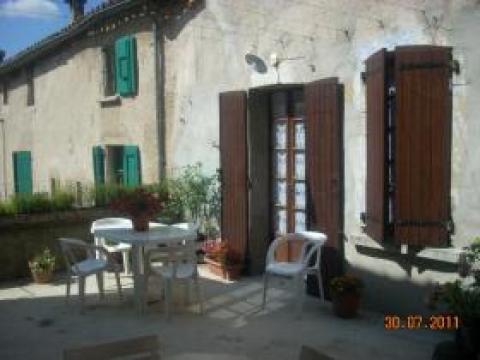 Maison Aumessas - 5 personnes - location vacances  n°36037