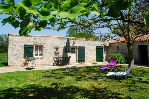 Gite in Saint cyr-en-talmondais for   4 •   private parking