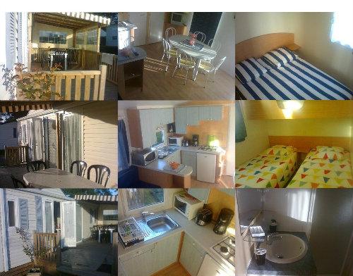 Mobil-home Erdeven Carnac - 6 personnes - location vacances  n°36057