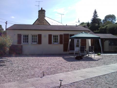 Gite St Martin D'audouville - 4 people - holiday home  #36068