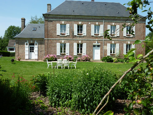 Bed and Breakfast 2 personen Saigneville - Vakantiewoning  no 36088