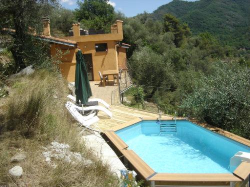 Maison Isolabona - 8 personnes - location vacances  n°36097