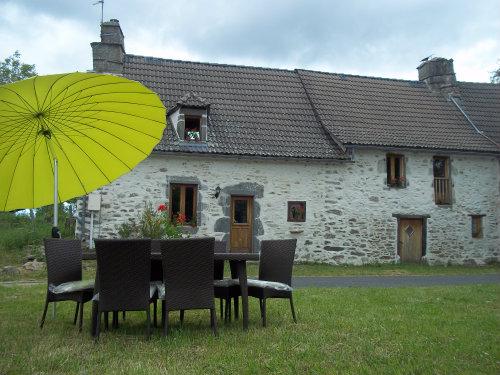 Gite Chalvignac - 8 personnes - location vacances  n°36117