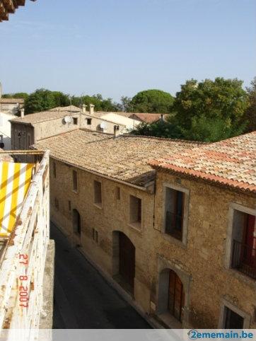 Maison 6 personnes Sète - location vacances  n°36153