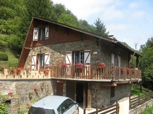 Chalet 6 personnes Cier De Luchon - location vacances  n°36154