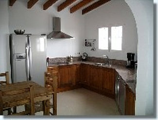 House in Monte Pego - Vacation, holiday rental ad # 36156 Picture #2