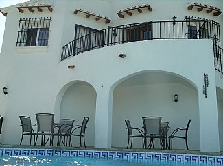 House in Monte Pego - Vacation, holiday rental ad # 36156 Picture #4
