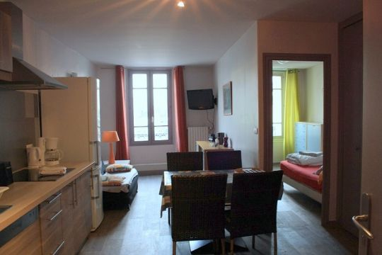 Flat in Aix les bains - Vacation, holiday rental ad # 36166 Picture #18