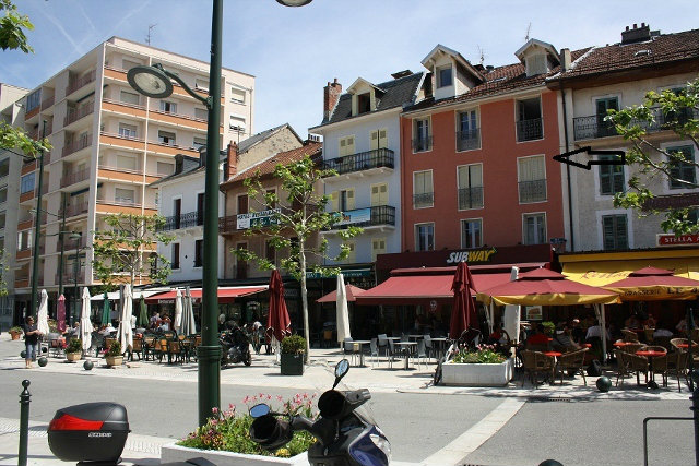 Flat in Aix les bains - Vacation, holiday rental ad # 36166 Picture #3