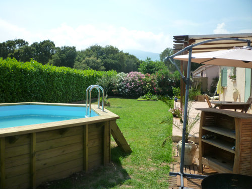 House in Sud de bastia borgo - Vacation, holiday rental ad # 36170 Picture #1