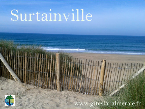 Gite Surtainville  - holiday home  #36174