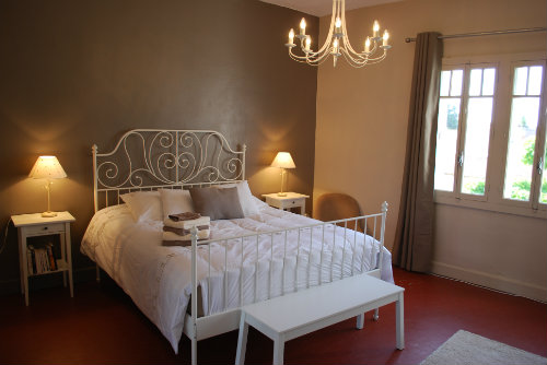 Chambre d'hôtes à Aimargues pour  3 •   1 chambre