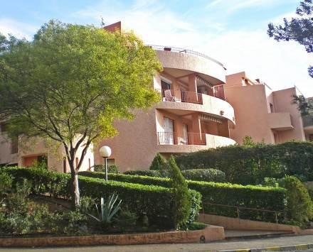 Appartement 6 personen Bandol - Vakantiewoning  no 36204