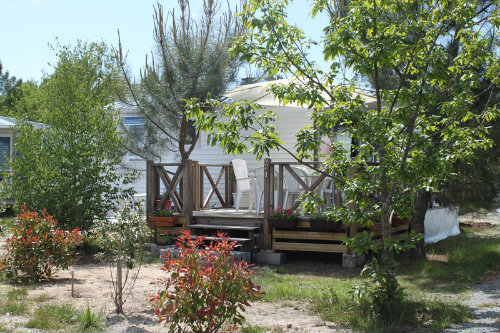 Mobil-home Carcans - 4 personnes - location vacances  n°36229