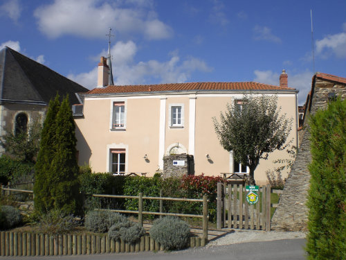Gite Saint Sauveur De Landemont - 15 people - holiday home