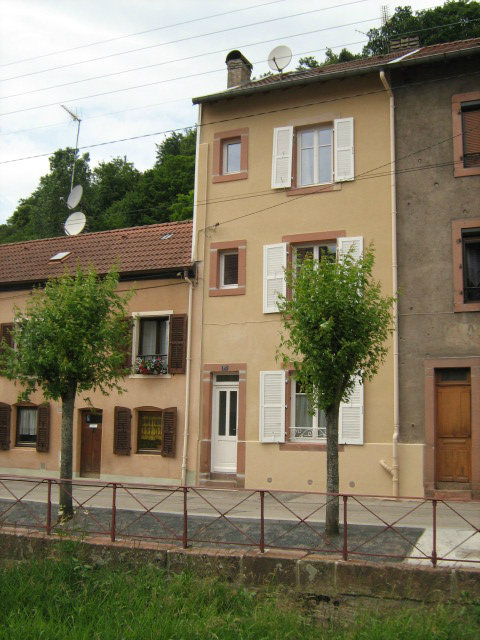 Huis Raon L'etape - 4 personen - Vakantiewoning  no 36285