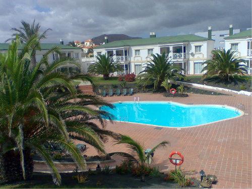 Appartement Corralejo-fuerteventura - 3 personnes - location vacances  n°36291