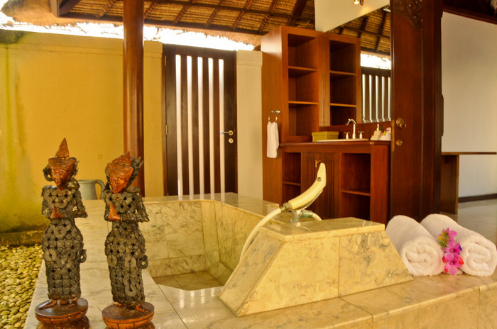 Huis in Bali voor  5 •   uitzicht op zee