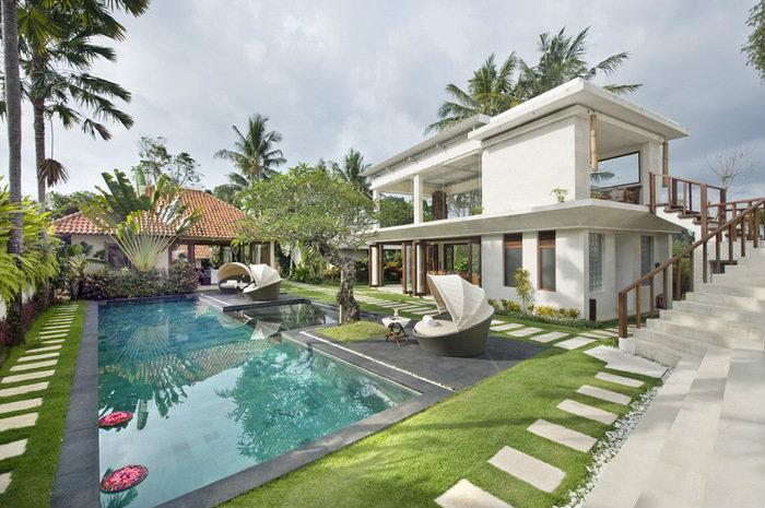 Huis Bali - 12 personen - Vakantiewoning  no 36301