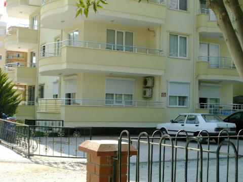 Appartement Mahmutlar - 4 personnes - location vacances