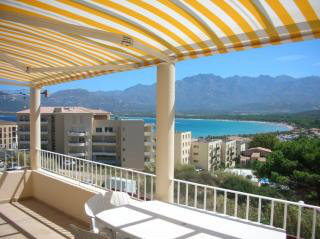 Flat Calvi - 5 people - holiday home  #36340