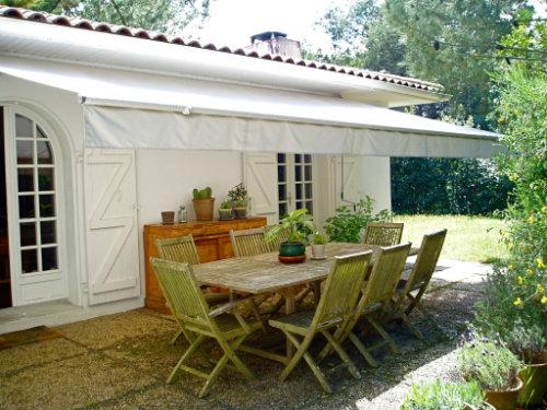 Haus Anglet-biarritz - 7 Personen - Ferienwohnung N°36346