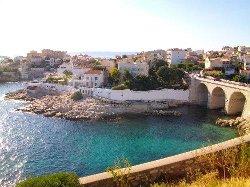 Appartement Marseille - 5 personnes - location vacances  n°36357