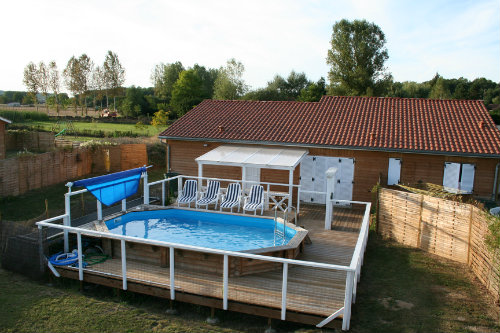 Chalet Montignac - 6 personnes - location vacances  n°36372