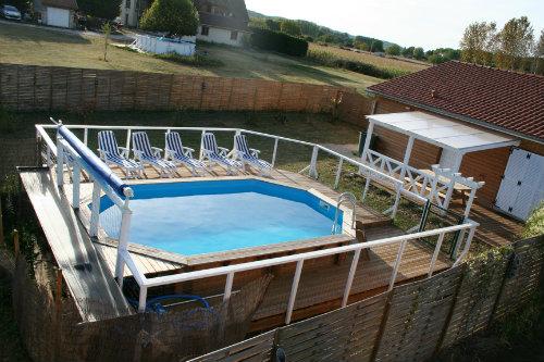 Chalet Montignac - 6 personnes - location vacances  n°36373