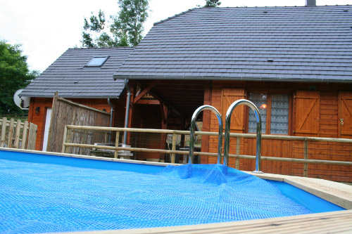 Chalet Boisset - 8 people - holiday home  #36375