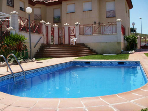 House in Benajarafe - Vacation, holiday rental ad # 36385 Picture #1