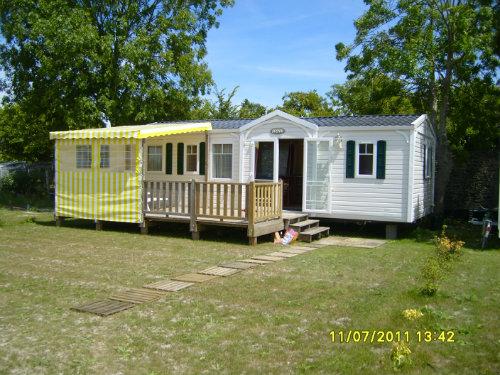Mobil-home St Benoit Des Ondes - 7 personnes - location vacances  n°36411
