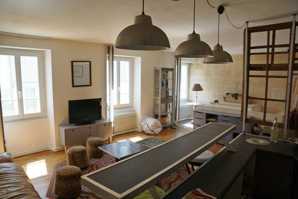Flat La Rochelle - 4 people - holiday home  #36417