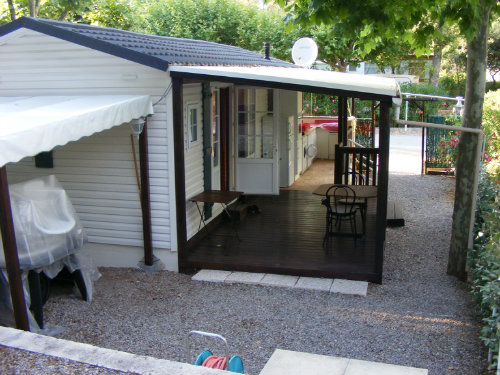 Mobil-home 4 personnes Frejus - location vacances  n°36450