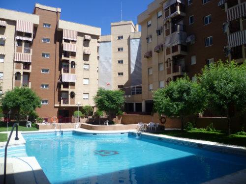 Apartamento Granada - 5 personas - alquiler n°36460