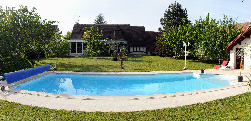 Bed and Breakfast in Chambon sur cisse for   10 •   with private pool
